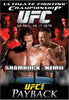 Ultimate Fighting Championship (UFC) 48 - Payback DVD Movie