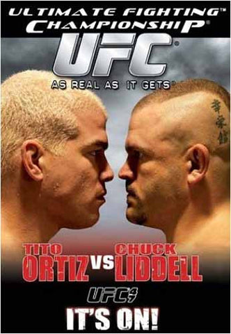 UFC - 47 - It's On! Ultimate Fighting Championship DVD Movie
