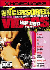 Uncensored Music Videos: Hip Hop, Vol. 1 (Explicit Content)