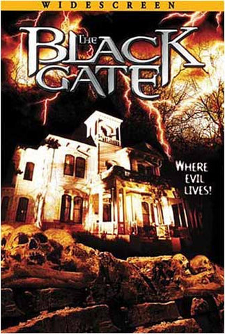 The Black Gate (Widescreen Edition) DVD Movie