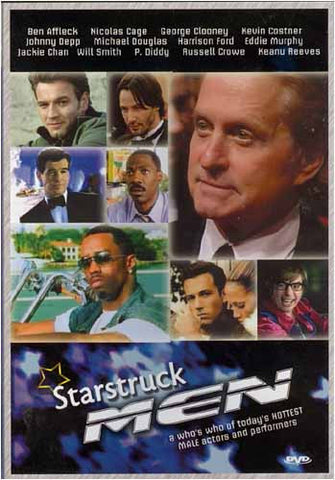 Starstruck Men DVD Movie
