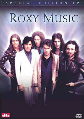 Roxy Music - Special Edition EP DVD Movie