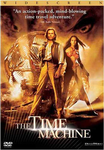 The Time Machine (2002) (Widescreen) DVD Movie