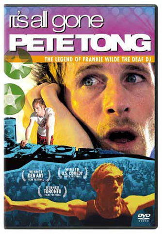 It s All Gone Pete Tong(bilingual) DVD Movie