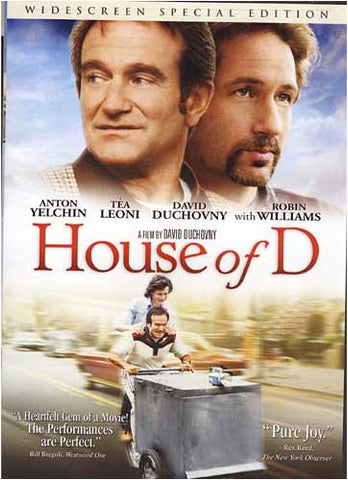 House of D (Widescreen Special Edition) DVD Movie