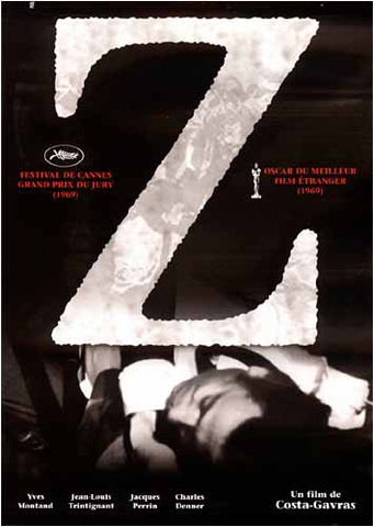 Z de Costa-Gavras DVD Movie