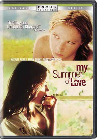 My Summer of Love DVD Movie
