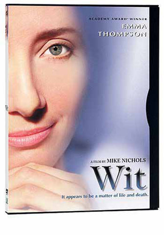 Wit (2001) DVD Movie