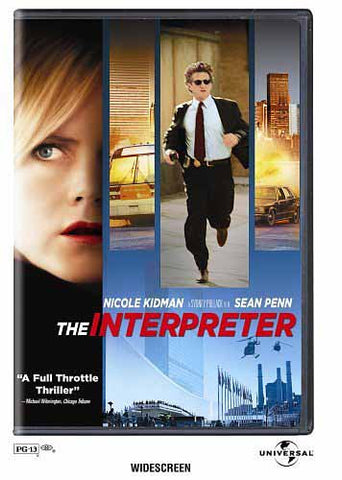 The Interpreter (Full Screen Edition) DVD Movie