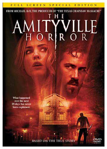 The Amityville Horror (Full Screen Special Edition) DVD Movie