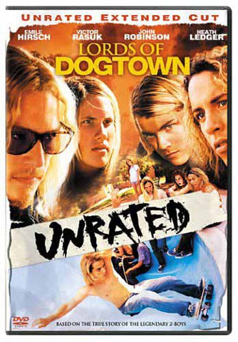 Lords of Dogtown - Unrated Extended Cut DVD Movie