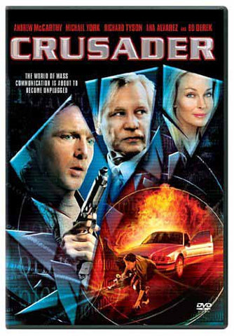 Crusader DVD Movie