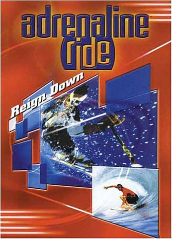 Adrenaline Ride: Reign Down DVD Movie