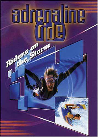 Adrenaline Ride - Riders on the Storm DVD Movie