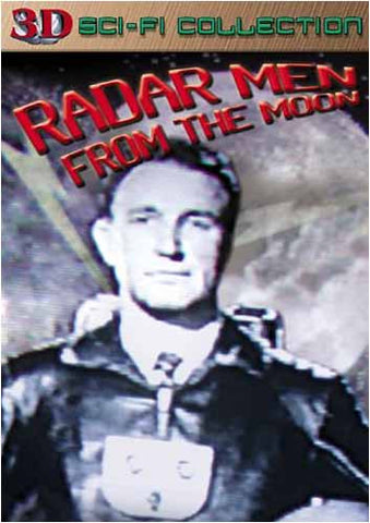 Radar Men from the Moon (3D Sci-Fi Collection) (Boxset) DVD Movie