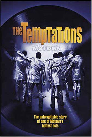 The Temptations DVD Movie
