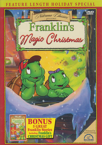 Franklin - Franklin s Magic Christmas DVD Movie