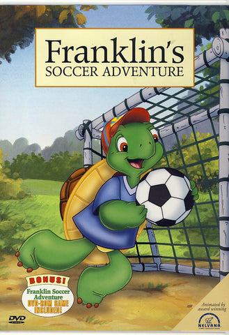 Franklin s Soccer Adventure DVD Movie