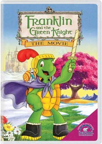 Franklin - Franklin and the Green Knight - The Movie DVD Movie