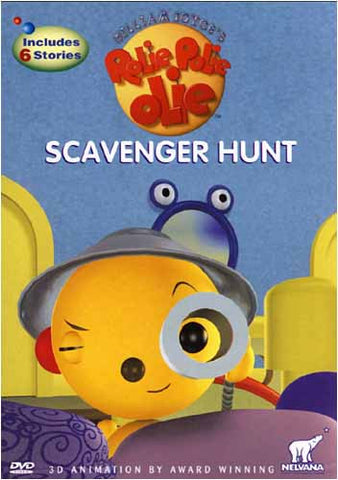 Rolie Polie Olie - Scavenger Hunt DVD Movie