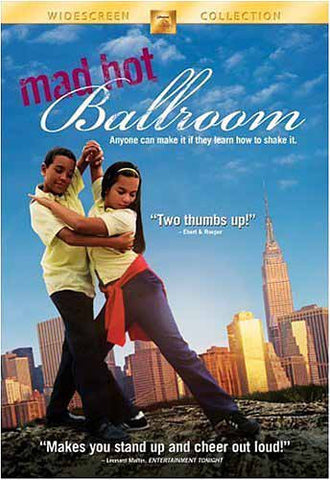 Mad Hot Ballroom DVD Movie