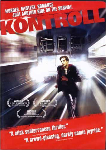 Kontroll DVD Movie