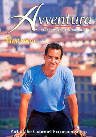 Avventura - Journeys in Italian Cuisine DVD Movie