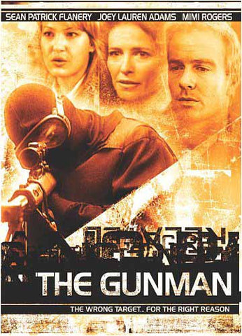 The Gunman DVD Movie