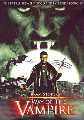 Bram Stoker's Way of the Vampire DVD Movie