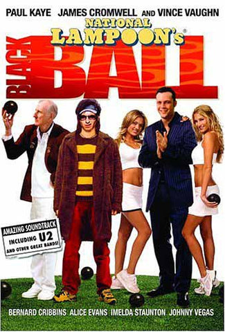 National Lampoon's Blackball DVD Movie