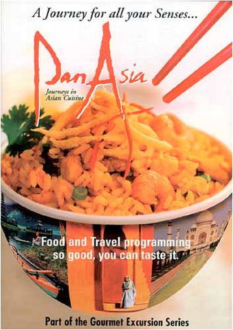Pan Asia - Journeys in Asian Cuisine DVD Movie