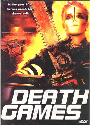 Death Games DVD Movie
