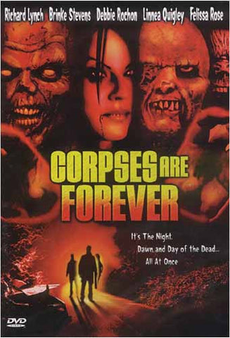 Corpses Are Forever DVD Movie