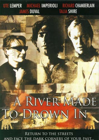A River Made to Drown In DVD Movie