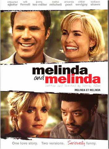Melinda and Melinda (Melinda Et Melinda) DVD Movie