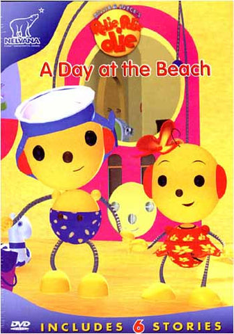 Rolie Polie Olie - A Day at the Beach DVD Movie