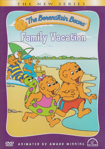 The Berenstain Bears - Family Vacation DVD Movie