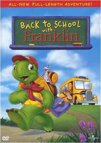 Franklin - Back To School With Franklin DVD Movie