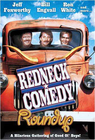 Redneck Comedy Roundup DVD Movie