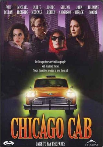 Chicago Cab DVD Movie