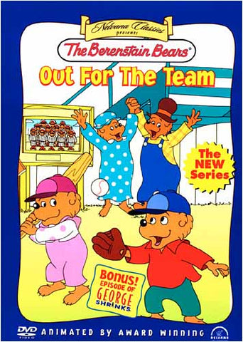 The Berenstain Bears - Out For The Team DVD Movie