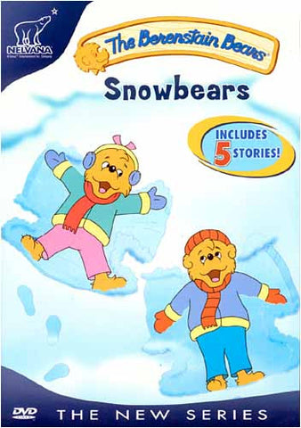 The Berenstain Bears - Snowbears DVD Movie