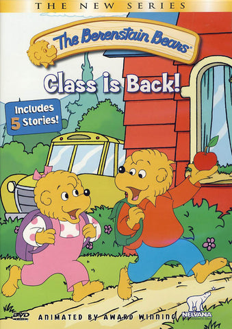 The Berenstain Bears - Class Is Back! DVD Movie