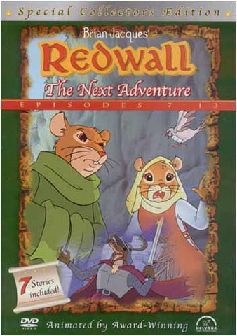 Redwall - The Next Adventure -  Episodes 7 - 13 (Special Collector s Edition) DVD Movie