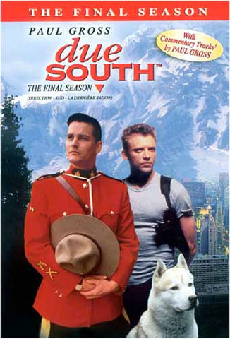 Due South - The Final Season (4th Season) (Boxset) / Direction Sud : La Derniere Saison DVD Movie