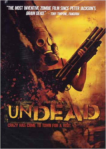 Undead DVD Movie
