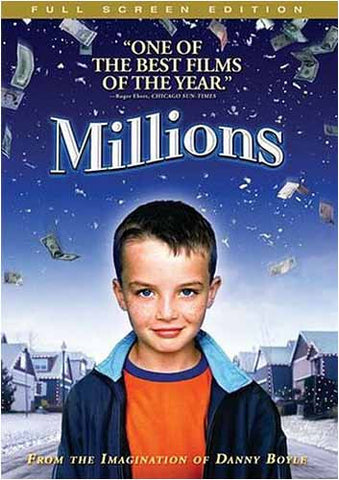 Millions(Full-Screen Edition) DVD Movie