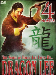 Dragon Lee (4 Movies) (Boxset)