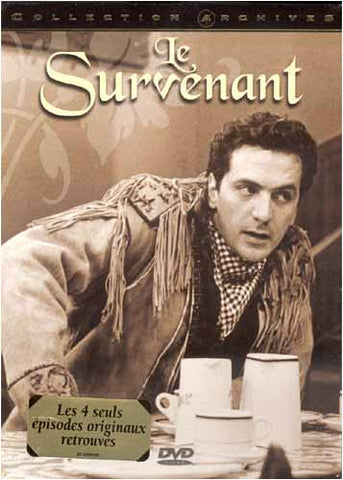 Le Survenant DVD Movie