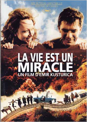 La Vie Est un Miracle DVD Movie